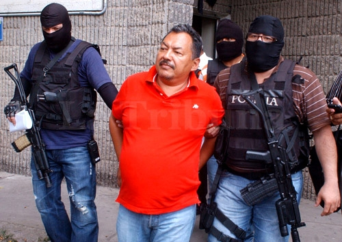 Waldemar Lorenzana has been extradited to the US