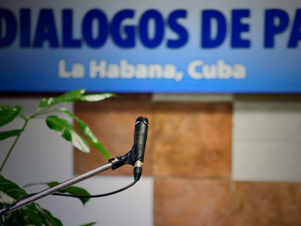 The Reality of the FARC Peace Talks in Havana