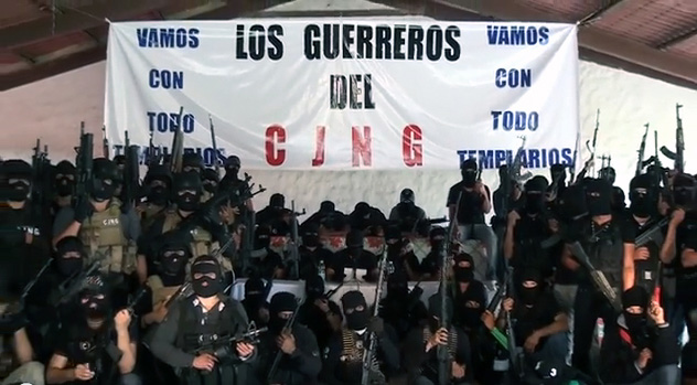 After Vigilante War, Drug Trafficking Returns to Michoacan, Mexico