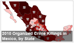 Sinaloa Homicides