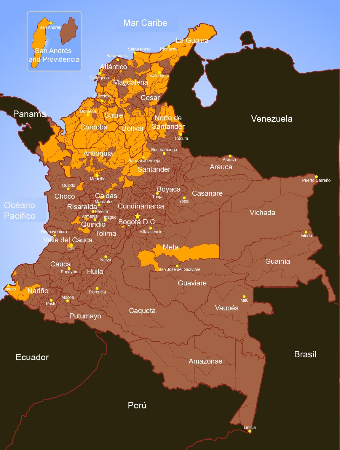 mapa3web