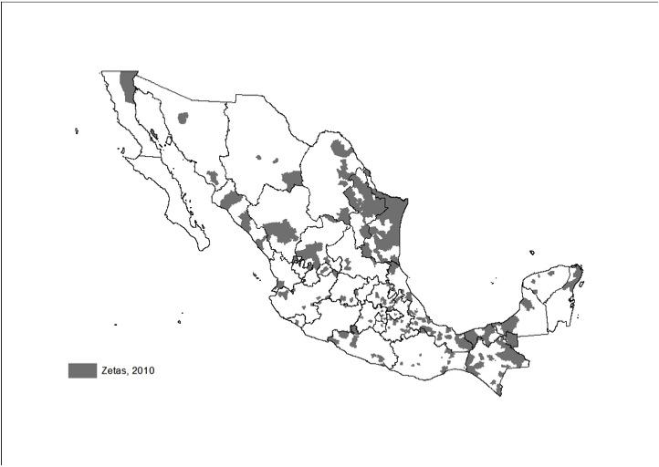 mexico zetas 2010