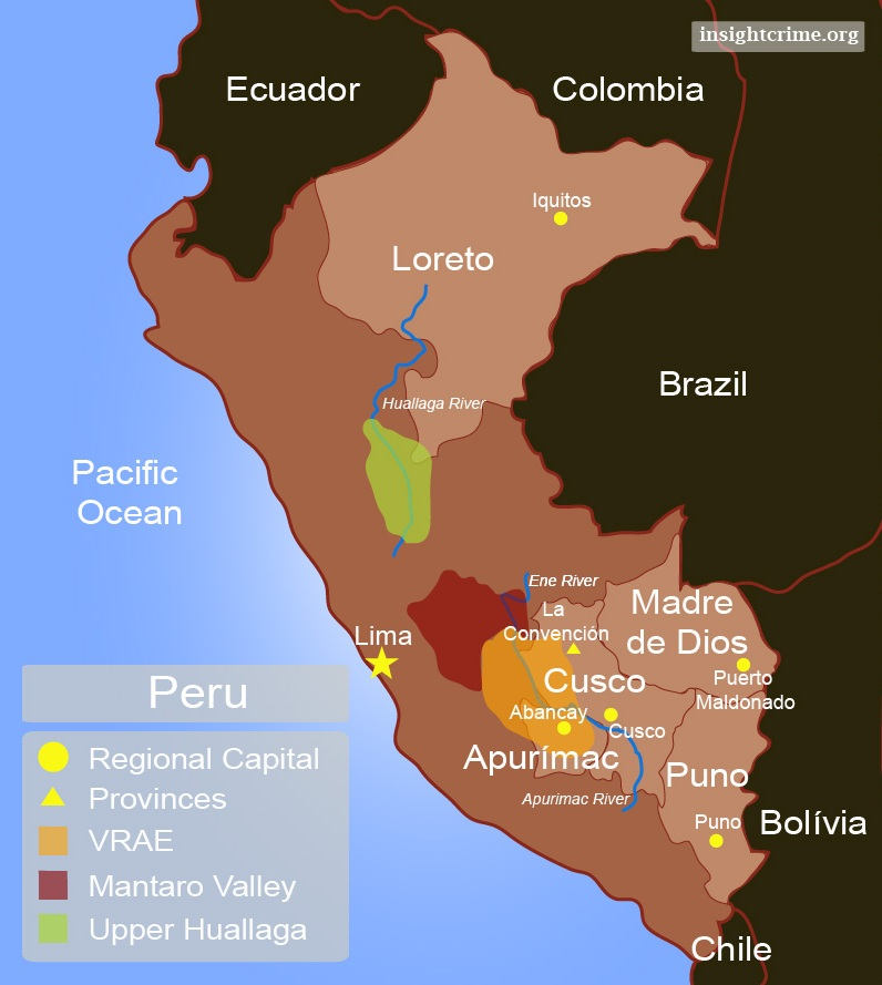 Perus ExDrug Czar On Where The Government Is Going Wrong - Where is peru