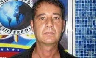 Salvatore Bonomolo after his arrest in Venezuela