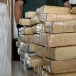 Heroin seized by airport officials in Guatemala City