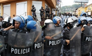 Honduras police have executed about half of the pending arrest warrants since 2007