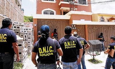 Honduras' criminal investigations police