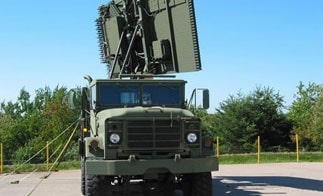 US radar technology