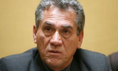 Movadef leader Alfredo Crespo