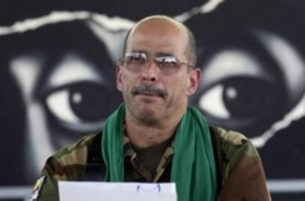 FARC political leader Simon Trinidad