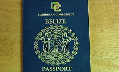 Allaboun illegally obtained a Belizean passport in less than three days
