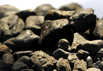 Coltan, a mineral used in electronics manufacturing