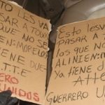 A message by the Guerreros Unidos in 2011