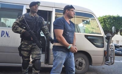 One of the Czech citizens arrested by Dominican police