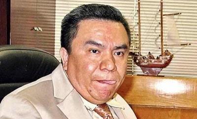 Michoacan judge Efrain Cazares Lopez