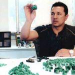 Emerald businessman Jesus Sanchez, who was attacked in Bogota