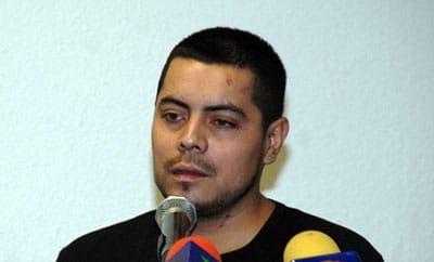 The alleged killer of activist Marisela Escobedo