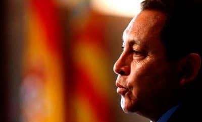 Guatemala's interior minister, who said suspect was Sinaloa Cartel contact