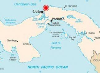 """Colon, Panama, now home to """"El Negro Sarley"""""""