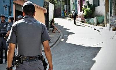 Sao Paulo police officers