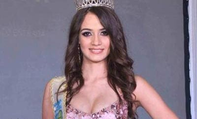 Mexican beauty queen Maria Susana Flores