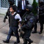 'Mi Sangre' after his arrest in Argentina