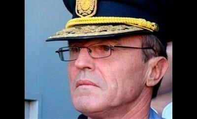Ex-police commissioner Hugo Tognoli