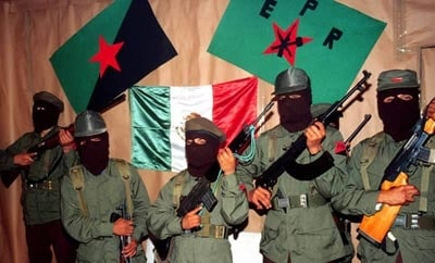 EPR guerrillas in the southern state of Guerrero