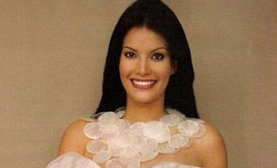 Venezuelan beauty queen Gabriela Fernandez Ocando
