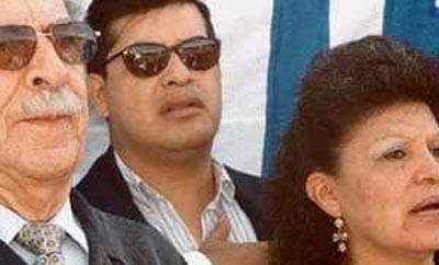 Juan Luis Gonzalez (c), former Guatemalan congressman