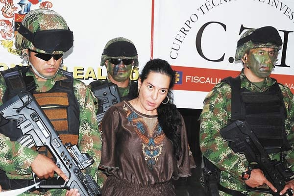 Lorena Henao Montoya had been deeply involved in the drug trade