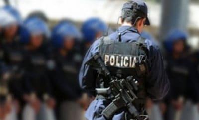 A Honduran police official