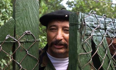 Deceased FARC leader Mono Jojoy