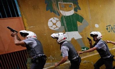 Sao Paulo police