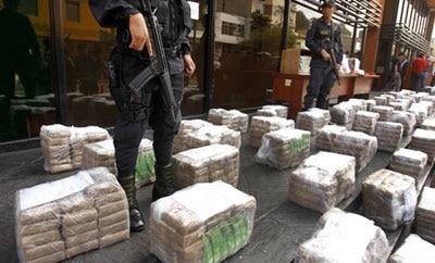 Cocaine seized in Costa Rica