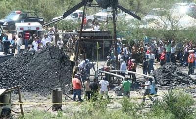 A Coahuila coal mine
