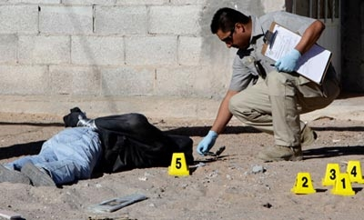 Why The Mexican Govt S Murder Count Is Worse Than Useless