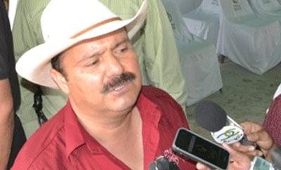 Chihuahua Governor Cesar Duarte Jaquez