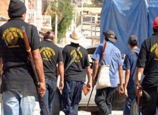 Community Police in Guerrero