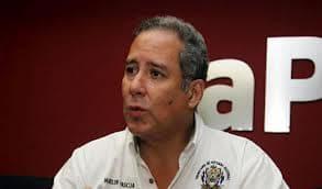 Honduran Defense Minister Marlon Pascua