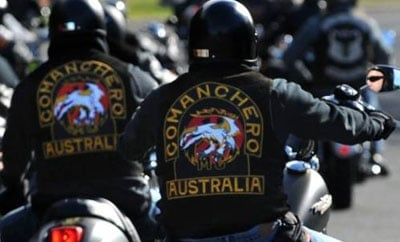 Australian bike gangs accused of working as drug distributors