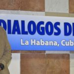 """Ivan Marquez"" at peace talks in Cuba"