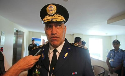 Honduras' top police chief