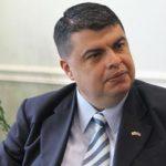 Costa Rican Security Minister Mario Zamora