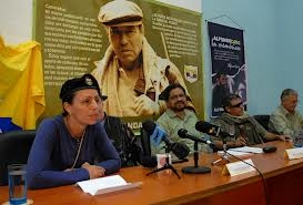 FARC negotiating team in Havana