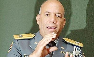 Dominican anti-drug head Rolando Rosado Mateo