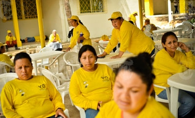 Guatemala's female prisoners