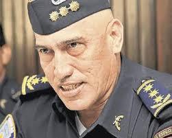 Honduras Police Chief, Juan Carlos Bonilla