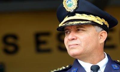 Honduras ex-police chief Ricardo Ramirez del Cid