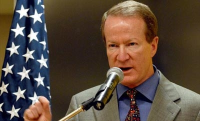 US Assistant Secretary of State William Brownfield